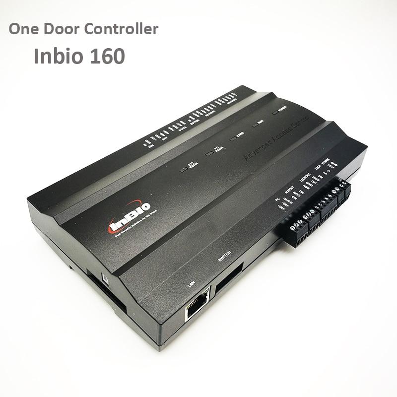 ZK Inbio160 Tcp/Ip Access Control System One door Security Access Controller IP based Single Door Access Control Panel Inbio 160|Access Control Kits| |  - title=