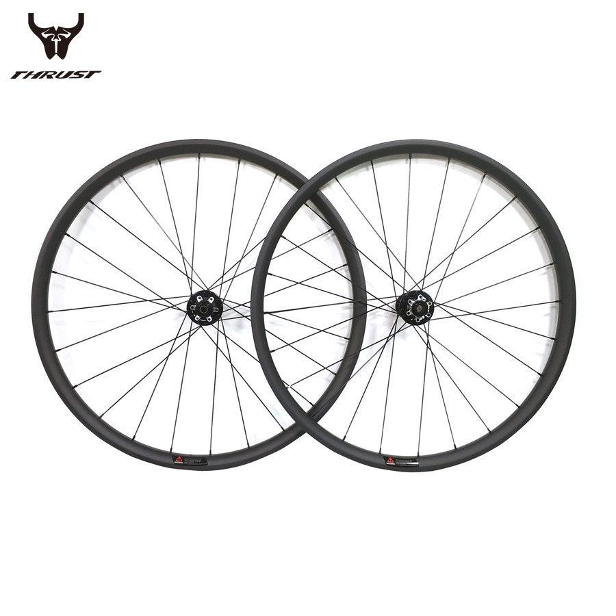 Mountain Bike Bicicletta Della Graffatrice del Carbonio Ruote mtb 29er Larghezza 27mm 30mm 35mm 40mm A Disco Del Freno Della Bicicletta rim Wheelset