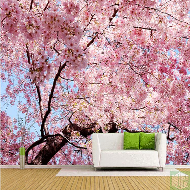 Japanese style Tokyo Sakura wallpaper HD TV background ...