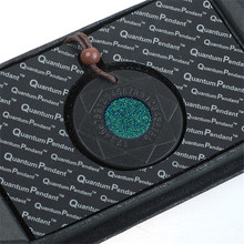 Новое живое сердце каменное ожерелье s кулон Quantum pendant энергия здоровья Шарм 3000CC отрицательные ионы подарок Африка ожерелье для мужчин/женщин