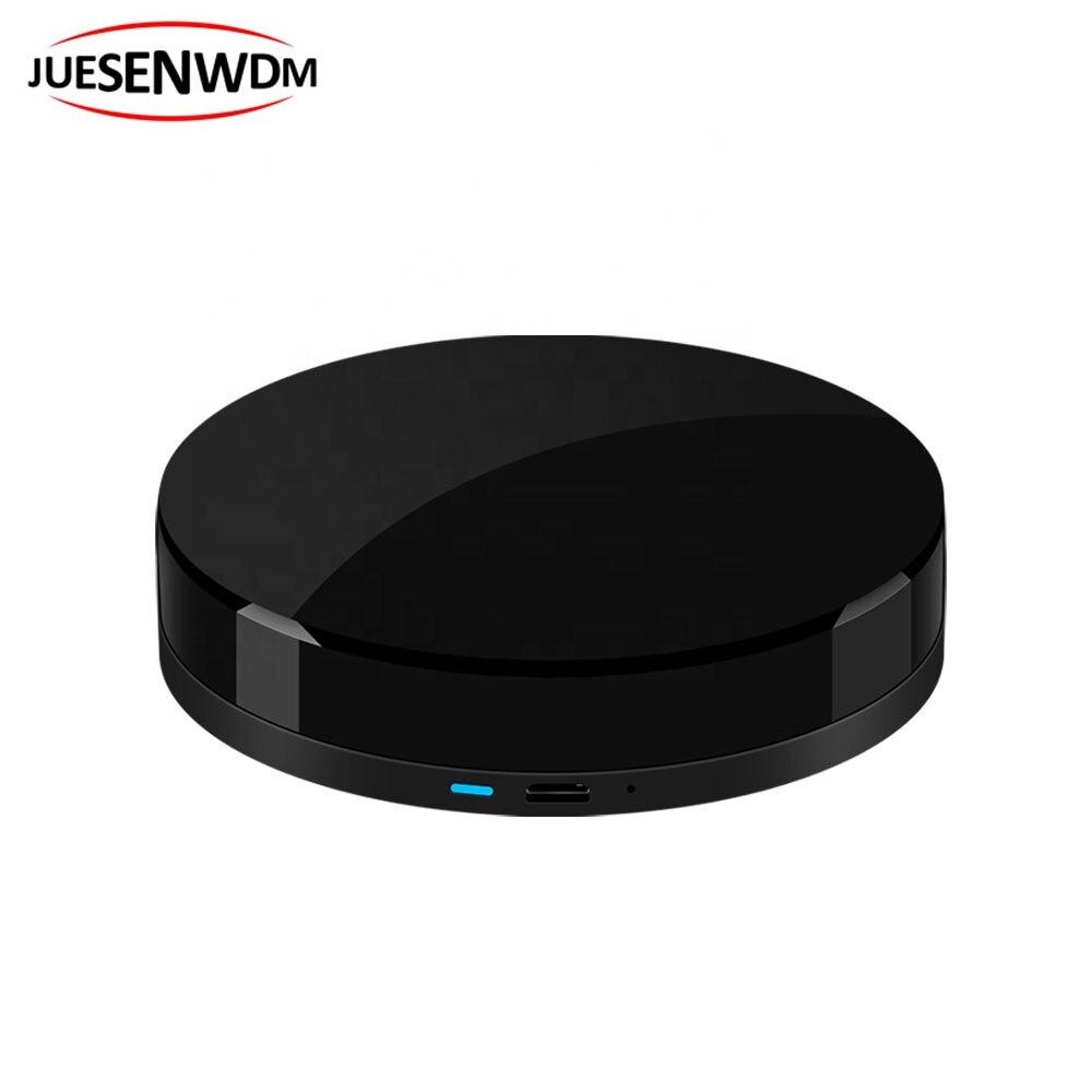 JUESENWDM WIFI IR RF 315 MHz télécommande intelligente pour bricolage apprentissage ordinateur TV vidéo électrique rideau lampe Smart ménage