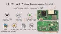 2.4G modulo di trasmissione senza fili di immagini FPV trasmettitore senza fili