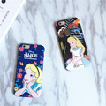 Para iphone 6 6 plus phone cases princesa tatuado alice in país das maravilhas ariel cinderella jasmine matte case para iphone 6 plus Capa