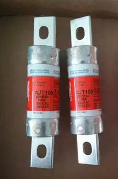 1PCS/LOT  FERRAZ FUSE AJT100 100A 600v free shipping 1pcs lot fuse core ngtc1 125a