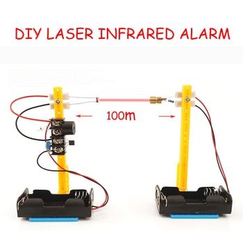 DIY STEM Infrared Alarm 1