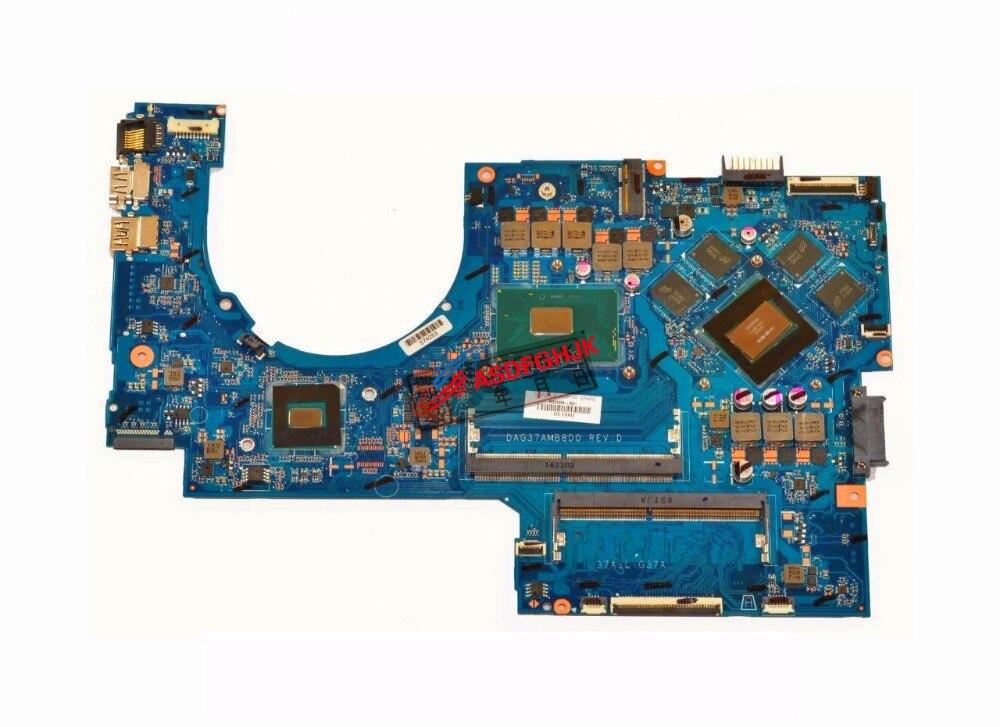 Original FÜr Hp Omen 17-w Laptop Motherboard 965 Mt/4 Gb W/i7-6700hq 2,6 Ghz Cpu 862259- 601 Dag37amb8d0 Vollständig Getestet Durch Wissenschaftlichen Prozess