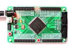 Бесплатная доставка FPGA макетная плата Циклон обучающая плата ep1c3t144c8n Altera основная плата тестовая плата