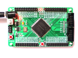 Бесплатная доставка FPGA development board cyclone learning board ep1c3t144c8n Altera core board test board