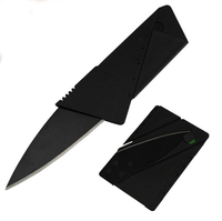 12pcs Dozen Stainless Steel Survival Knife Multi Function Card Knife Folding Knife Saber Card
