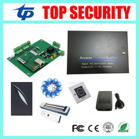 TCP/IP L01 door access controller smart card 125KHZ EM card control system with time attendance function access control