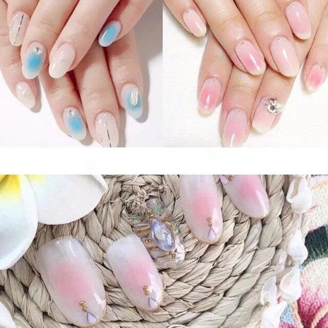 Online Shop Nail Art Brush Pen Gradintkleur Veranderen Dye Tekening
