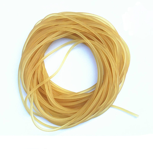 Image 2 - 25m Diameter 2mm Solid Elastic Fishing Rope Tied Reinforcement Group Strapping Tool Fishing Line Rubber Line for Catching Fishes