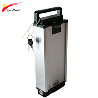 Electric Bike Battery 36v 10ah 12ah Rear Rack Lithium Ion Battery With Charger For Ebike E