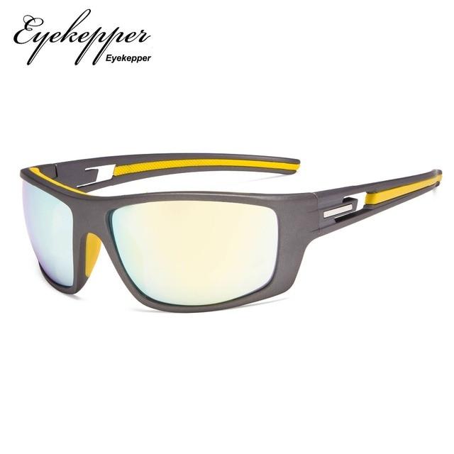 S066 Bifocal   Eyekepper Bifocal Sun Readers Reading Sunglasses for Sports TR90