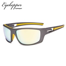 S066 Bifocal Eyekepper ثنائية البؤرة الشمس القراء القراءة النظارات الشمسية للرياضة TR90