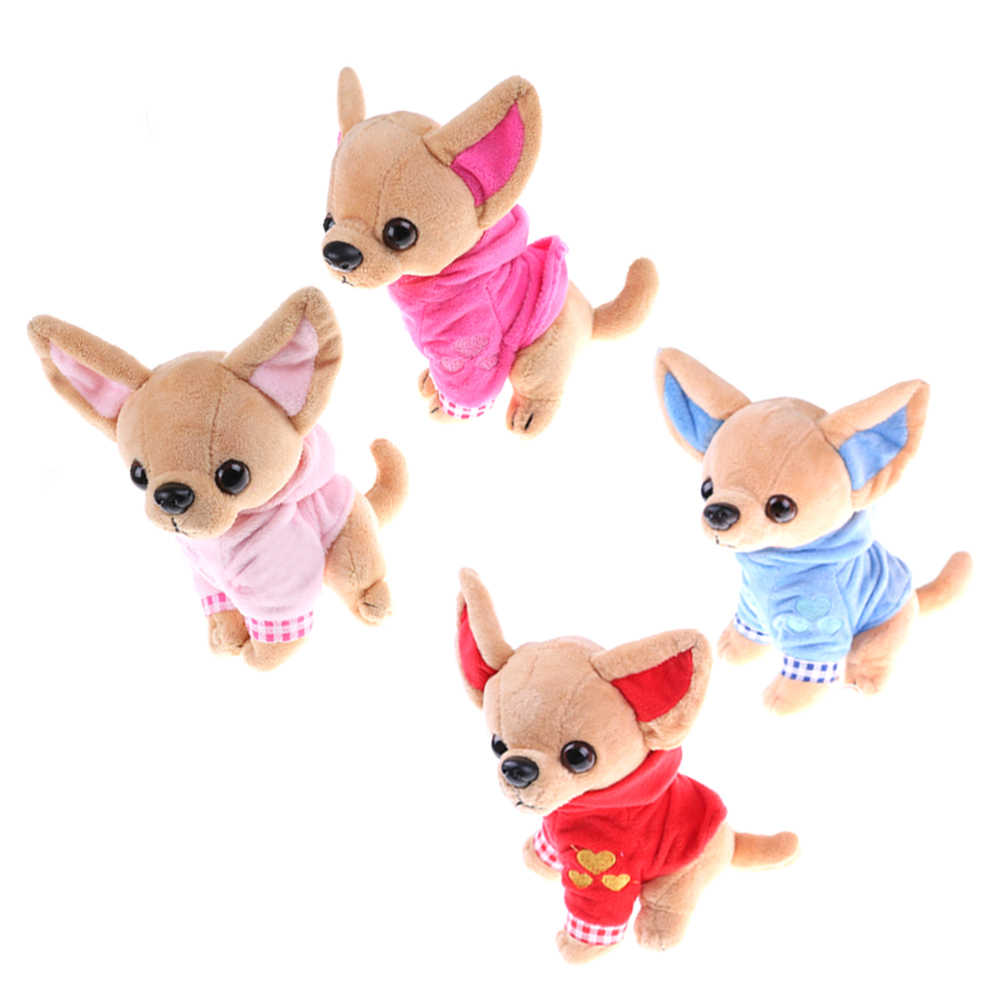 Detail Feedback Questions About 1pcs Lovely Chihuahua Dog Plush Toy