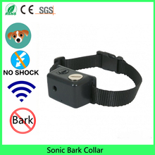 Super Light Sonic No Bark Dog Collars
