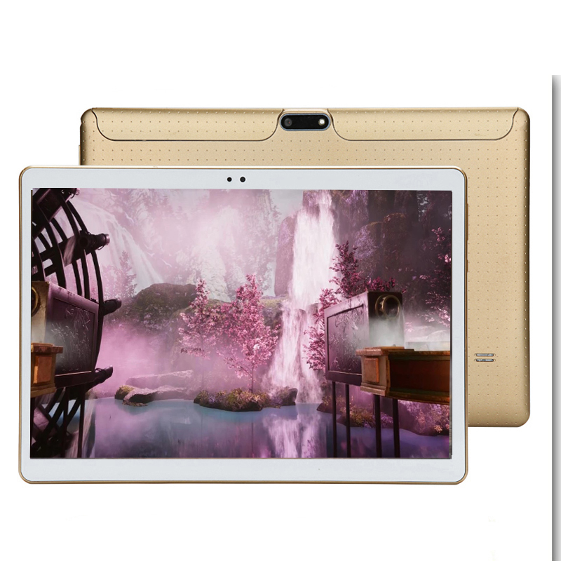 2019 T805C 10 ' Tablet PC T805C  Android 8.1 Octa Core Tablets 4GB RAM 32 64 128 GB ROM WiFi 3G GPS WCDMA  Bluetooth Tablet