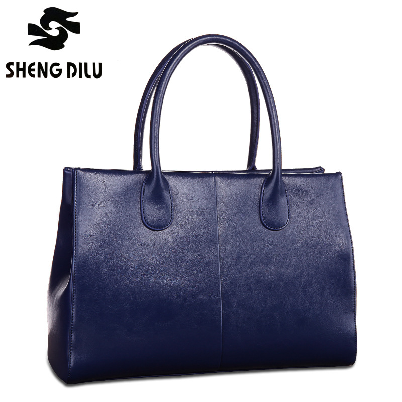Fashion Shoulder Handbags Leather Fashion Casual Women Tote Top Handle Bags High Quality
