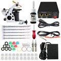 ITATOO Pens Tattoo Kit Cheap Tattoo Machine Set Kit Tattooing Ink Machine Gun Supplies For Jewelry Weapon Professional TK108010