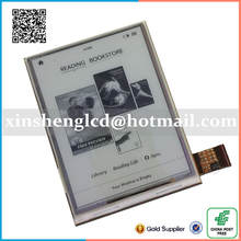 6 «ED060XD4 (LF) С1 ED060XD4 (LF) T1-00 ED060XD4 U2-00 Без light touch ebook eink жк-дисплей