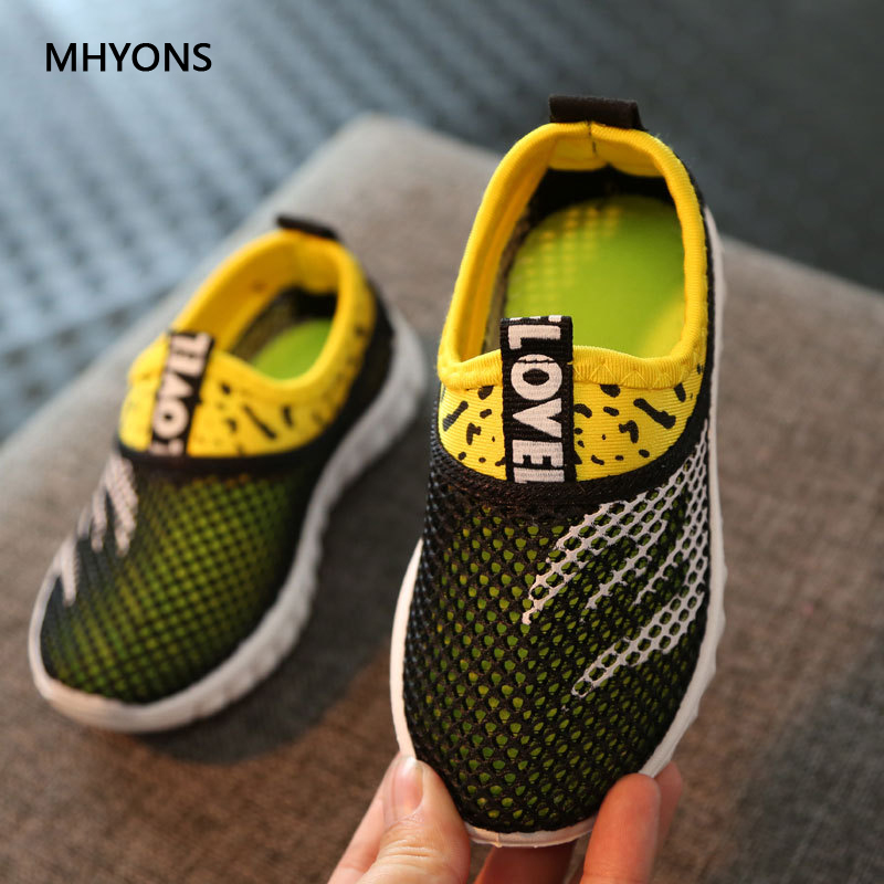 MHYONS 2019 New Kids Shoes Boys Soft Net Breathable Sneakers Spring Autumn Childrens Outdoor Shoes Baby Girls Fashion ShoesMHYONS 2019 New Kids Shoes Boys Soft Net Breathable Sneakers Spring Autumn Childrens Outdoor Shoes Baby Girls Fashion Shoes