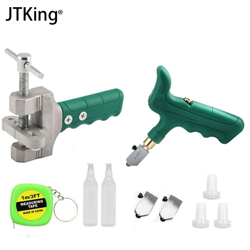 Professional Diamond Glass Cutting Machine Set Glass Tile Cutting Tool Hand Tool Glass Cutting Machine 3-18mm