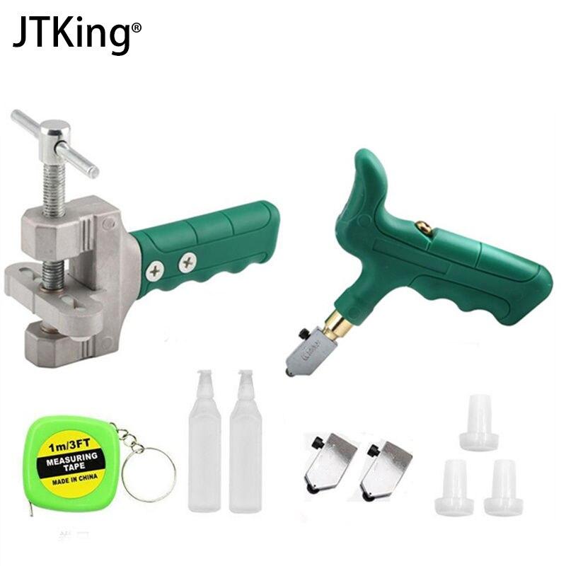 Professional Diamond Glass Cutting Machine Set Glass Tile Cutting Tool Hand Tool Glass Cutting Machine 3-18mm