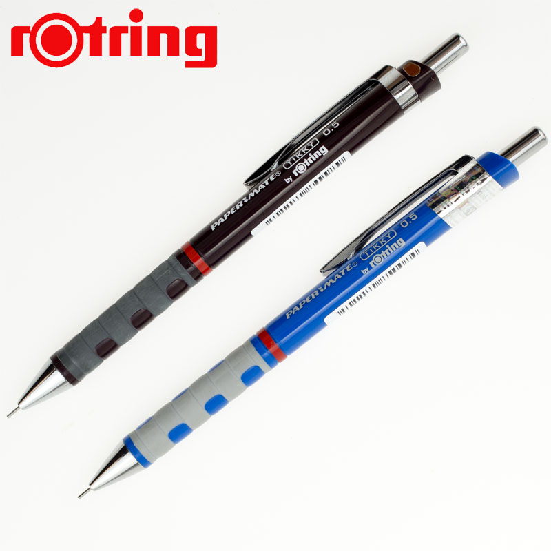 ROtring 0.5mm Automatic Mechanical Pencils And Leads Refills Pencil Sets For School Office Supplies Artist Sketching Geman
