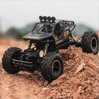 4WD Electric RC Car Rock Crawler Remote Control Toy Cars High speed Trucks Off Road On The Radio Controlled 4x4 Drive Toys gift
