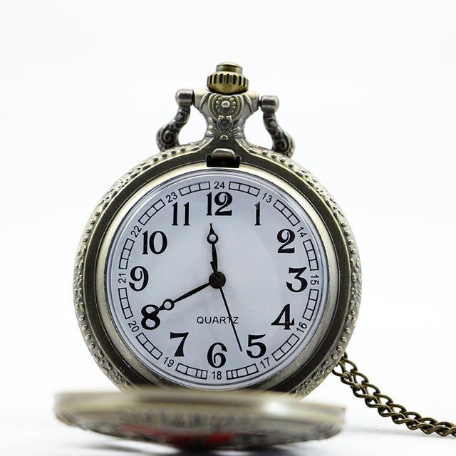 Death Note pocket watch