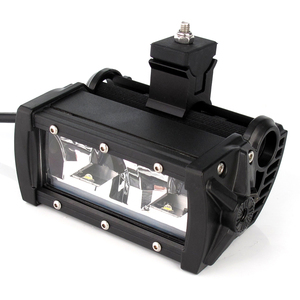Image 2 - 9D Lens Single Row Led Light Bar Offroad per 12V 24V Uaz ATV SUV Truck moto Faros 4x4 Off road Driving Work Barra Lights