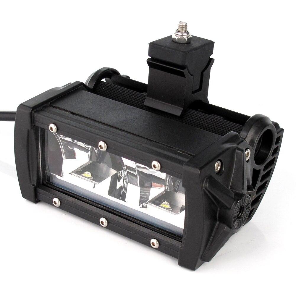 barra de luz led com lente unica 01