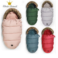 2015 Baby Stroller Sleeping Bag Newborn Envelope For Cart Warm Sleeping Bag For Carriage Winter Sleep