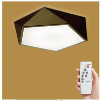 Modern Creative Concise Art Style Livingroom Ceiling Light Bedroom Restaurant Cafe Intelligent Lamp Free Shipping
