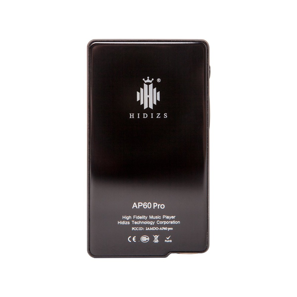 Image 2 - HIDIZS AP60 Pro Bluetooth Portable Mini Hi Res Music Player MP3 with ES9118C DAC Support DSD64/128 PCM 384kHz/32bit Hiby Link-in HiFi Players from Consumer Electronics