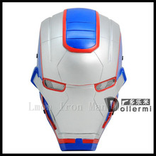 Top Quality The Avengers Super Hero Iron Man Mask Masquerade Cosplay Costume Helmet Halloween Mask Captain America 3 Civil War