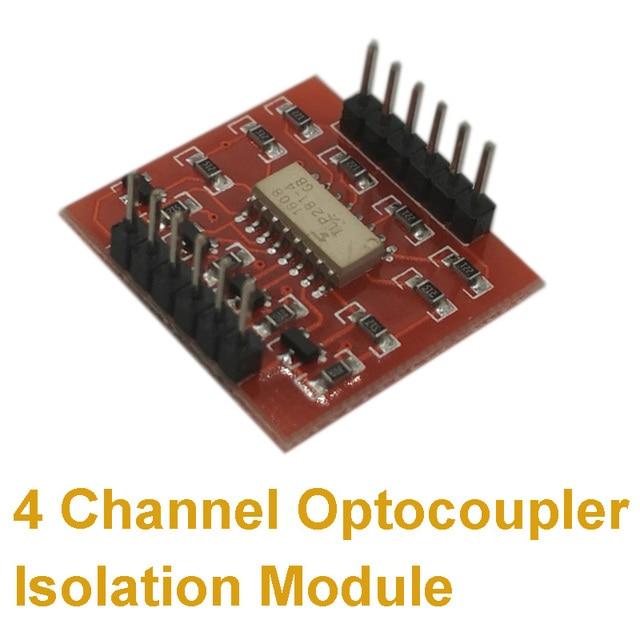 A87 4 Kanal Optokoppler Isolation Modul Hohe und Geringe Expansion Board für Arduino L20