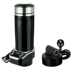 Electric kettle   electric hot water cup water heater 12V24V car with kettle car heating cup 100 degrees