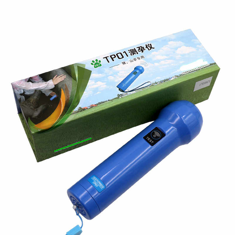 Pregnancy Tester Diagnostic A Ultrasound Instrument Veterinary Ovulation Tester for Pig Sheep Goats//Goat sow Pregnancy Detector