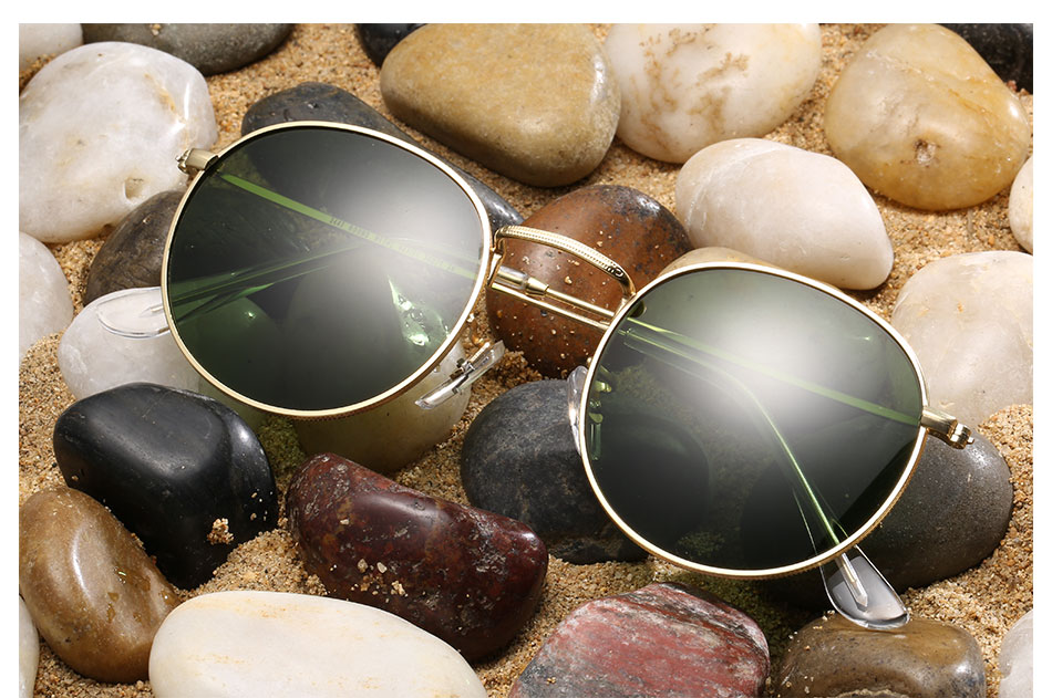 HTB13DwVe.sIL1JjSZPiq6xKmpXaQ - Luxury Round Sunglasses Women Brand Designer 2018 Retro Sunglass Driving Sun Glasses For Women Men Female Sunglass Mirror 3447