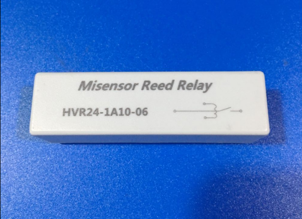 High Voltage Dry Reed Relay PCB Installed Voltage 10KVDC, 24VDC Coil Voltage HVR24-1A10-06 high voltage dry reed relay crsthv 12v dc normally closed type with 20kv lead hm12 pressure 10kv 14k