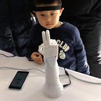 1:1 DIY Kit 7 DOF Smart Bionic рука манипулятор оси свободы градусов пальцы руки запястье Дуино 51 управление
