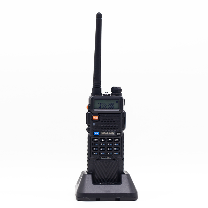 Baofeng UV 5R II Hot Portable Radio Two Way Radio Walkie Talkie With Upgrade Version long