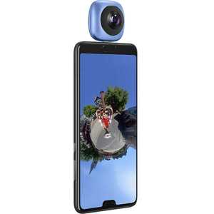Image 3 - HUAWEI CV60 cool play version 360 Camera Full HD Panoramic VR 3D live Motion For Mate 10 20 P20 P30 Pro Android Smartphones