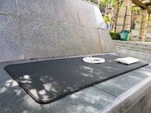 Основанный стол коврик Универсальный коврик 68*26 см с заземлением шнур