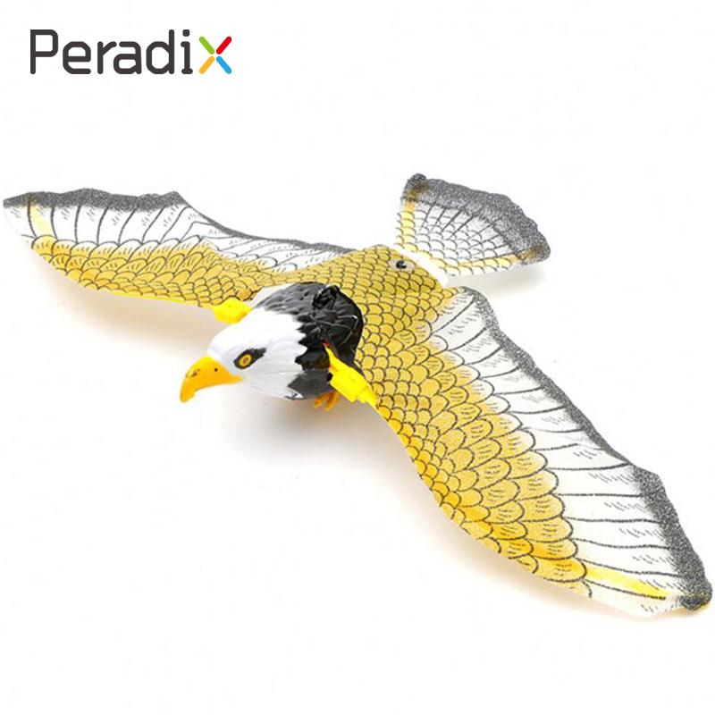 Electric Hanging Flying Line Eagle Toy Flapping Funny Activity Garden Children