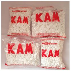 1000set White/Black Kam snap Button T3 T5 T8 Wholesale Complete Sets KAM Snaps Press Poppers Resin Snaps Fasteners