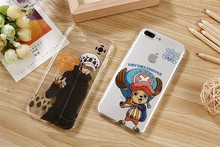 One Piece Shockproof Soft TPU Case for iPhone