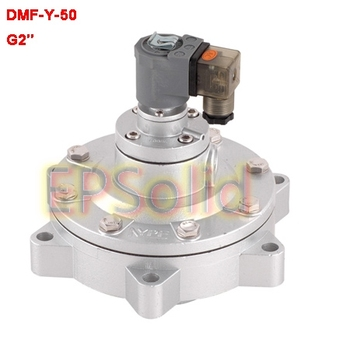 Free Shipping Replace GOYEN Pulse Valve For Bag dust collector system G2 G2-1/2 G3 Diaphragm Valve Pse Valve DMF-Y-50/62/76